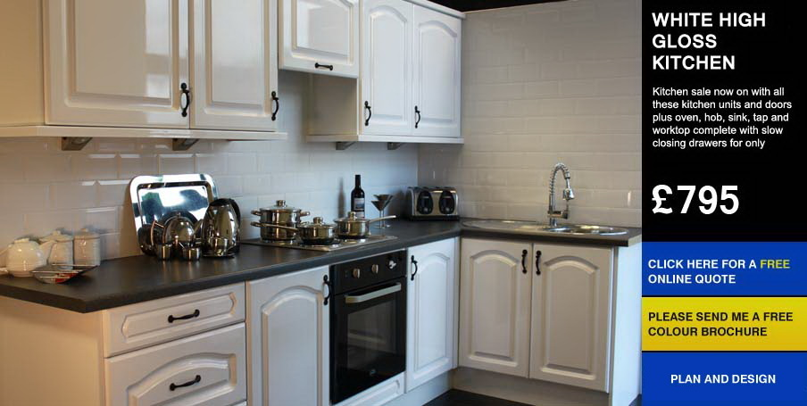 Cheapest Ex Display Kitchens For Sale